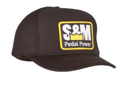 S&M PEDAL POWER ALL FOAM TRUCKER