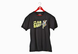 S&M SLAM BAR TEE - LARGE