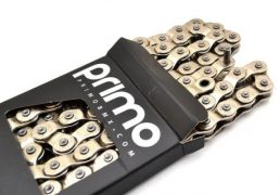 PRIMO 121 HALF LINK CHAIN (Chrome)